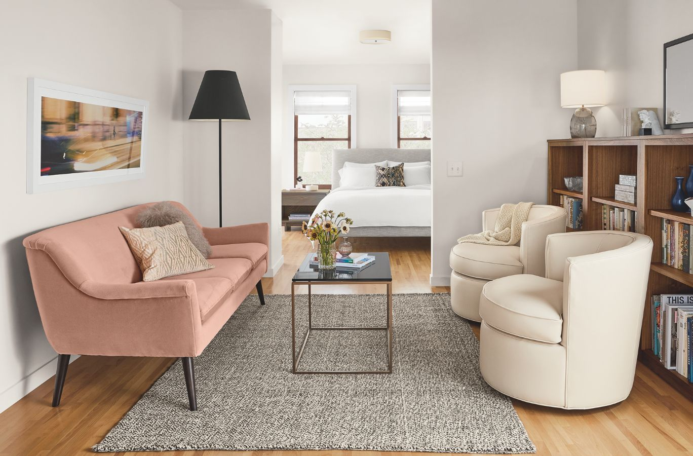Open Space No Coffee Table Marble Table Between Chairs End Tables Beside Sofa Modern Bedroom Furniture Modern Furniture Living Room Modern Kids Furniture