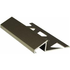 8 Ftsat Titan Tile Reducer By Loxcreen Flooring G 13 02 Ceramic Floor Transitionaluminum Tile Reduc Ceramic Floor Tile Accessories Kitchen Accessories Decor