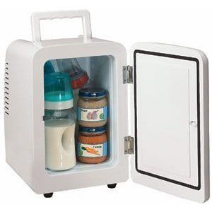 Keep Your Lunch Cold At Work With A Portable Mini Refrigerator Cubicle Bliss This Is Great For Your Cu Portable Mini Fridge Cubicle Accessories Mini Fridge