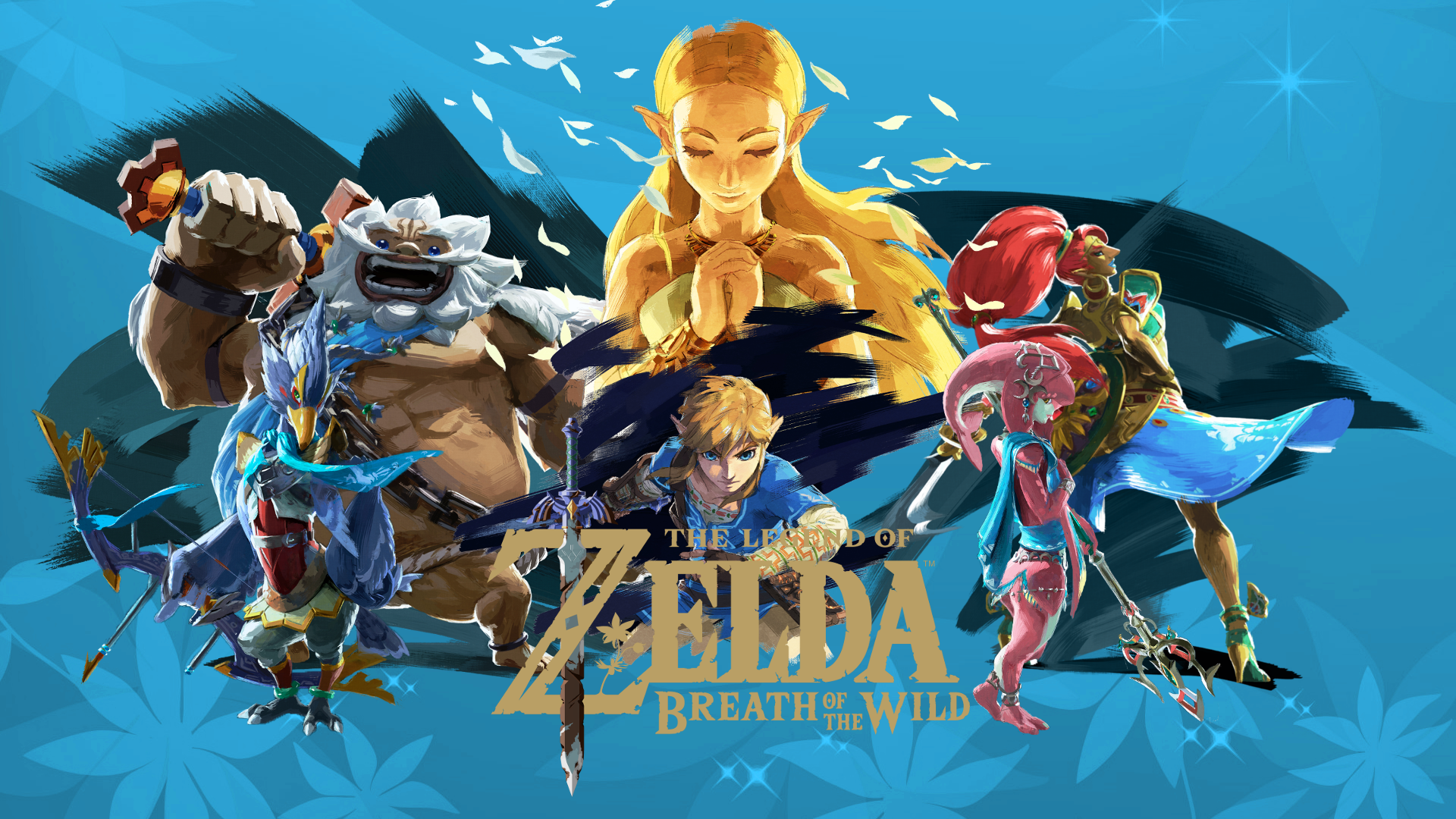 1920x1080 The Legend Of Zelda Breath Of The Wild Wallpaper Background Image View Download Comment Zelda Hyrule Warriors Legend Of Zelda Breath Of The Wild
