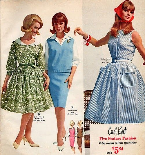 Yotlizz Place Vintage Clothing 1965 Vintage Fashion 1960s Vintage Outfits Sixties Fashion