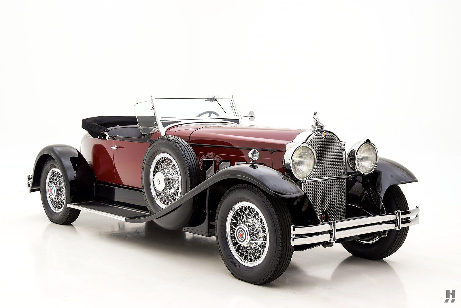 1930 Packard 734 Speedster Hyman Ltd. Classic Cars