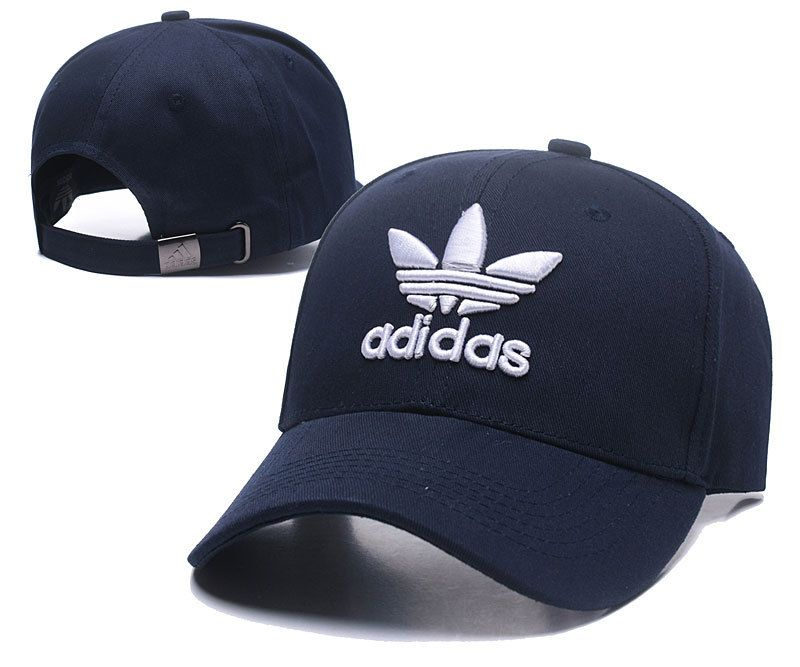 Men s   Women s Adidas The Originals Tre-Foil Logo Curved Dad Hat - Sand   Black 73ea6d926