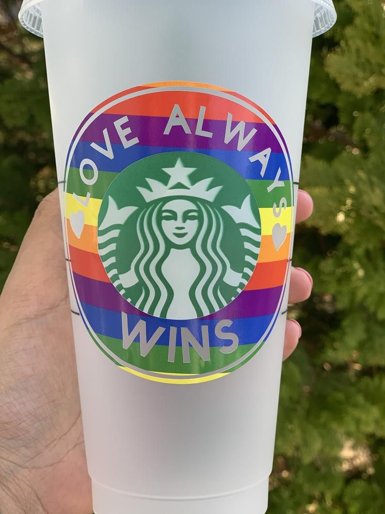 Vsco Girl Name With Straw Custom Gifts Rainbow Holographic Butterfly Starbucks Cup Personalized Reusable Venti Starbucks Cold Cup