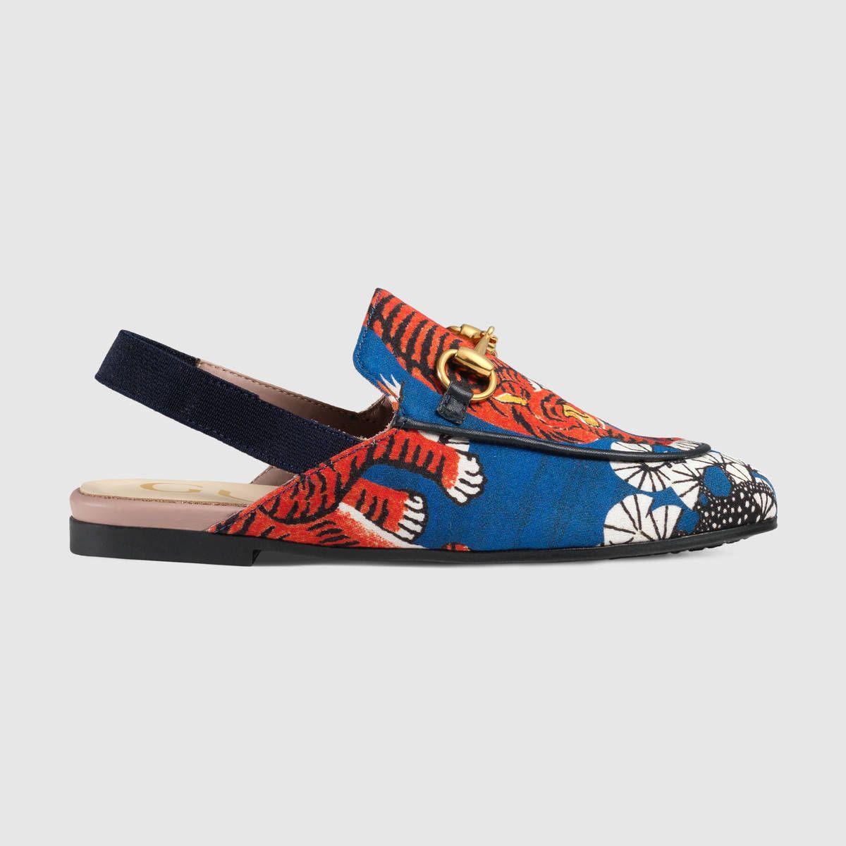 princetown gucci bengal slipper