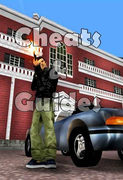 Grand Theft Auto III Cheats Codes and Secrets Grand Theft