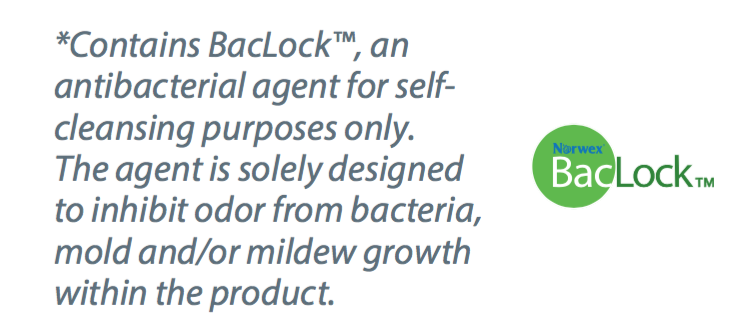 Many Norwex Microfiber Cloths And Towels Contain Baclock That Help With Self Sanitation To Inhibit Grow From Norwex Microfiber Norwex Remove Mould From Fabric