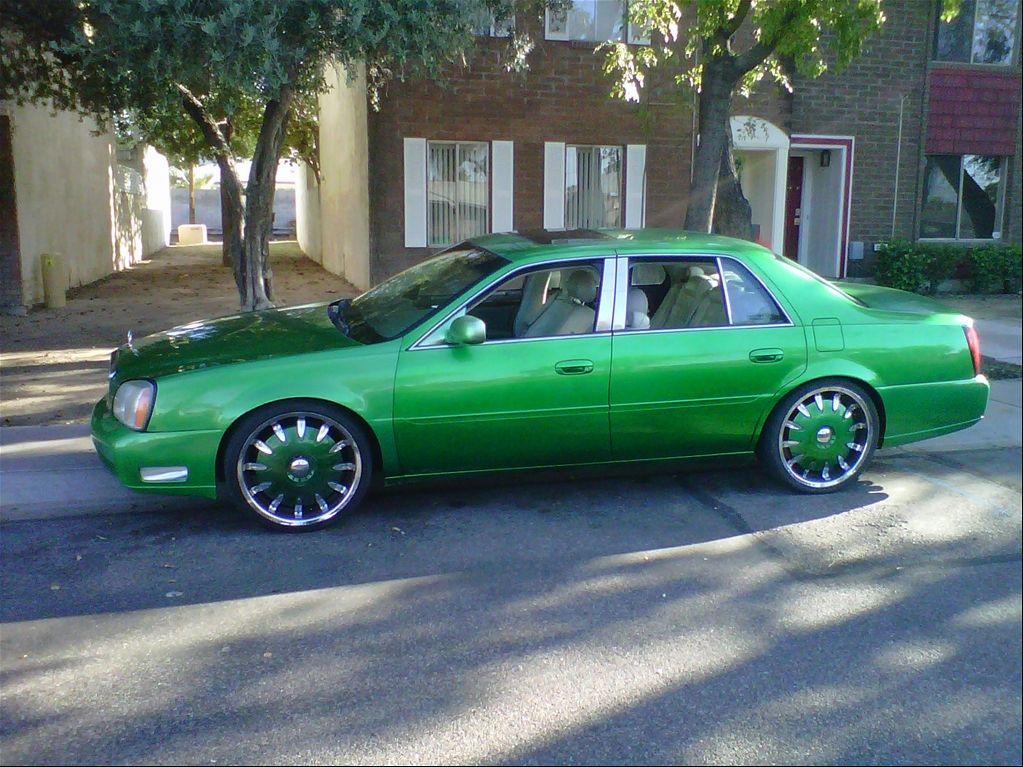 Durham Auto Mart >> 2002 Cadillac DeVille DTS Sedan | cadillac deville | Pinterest | Sedans and Cadillac