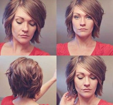 25 Really Cute Hair Styles for Short Haired Ladies