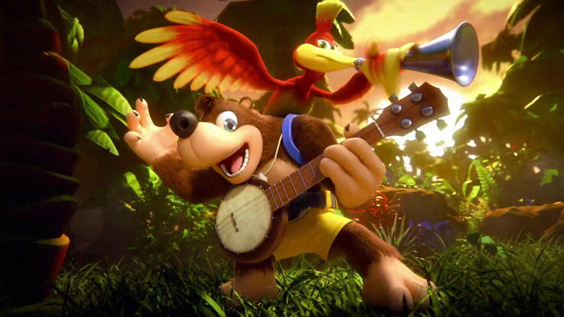 Nintendo Direct E3 2019 Super Smash Bros Ultimate Banjo Kazooie Revealed Banjo Kazooie Smash Bros Super Smash Bros
