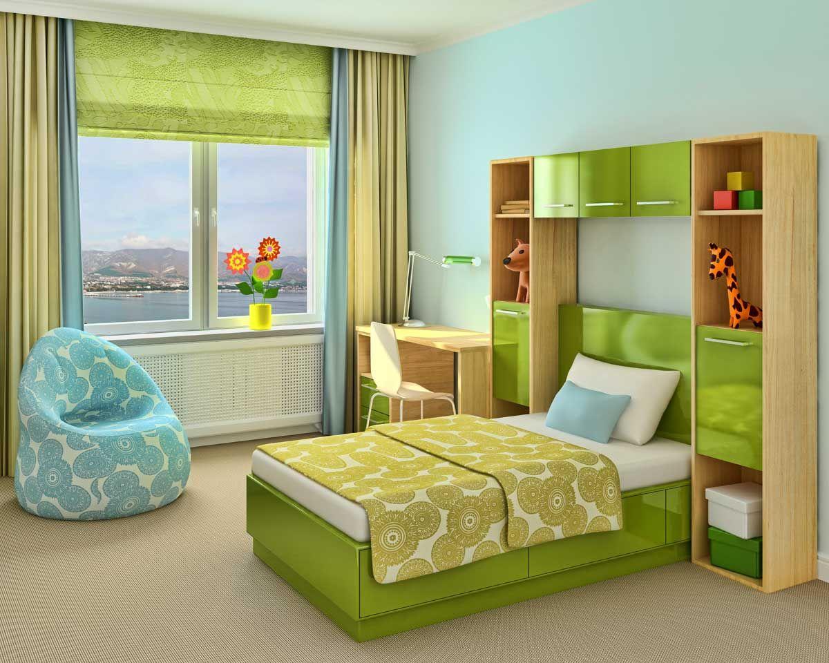 Estores para juveniles dormitorio como este el cual - Cojines para dormitorios juveniles ...
