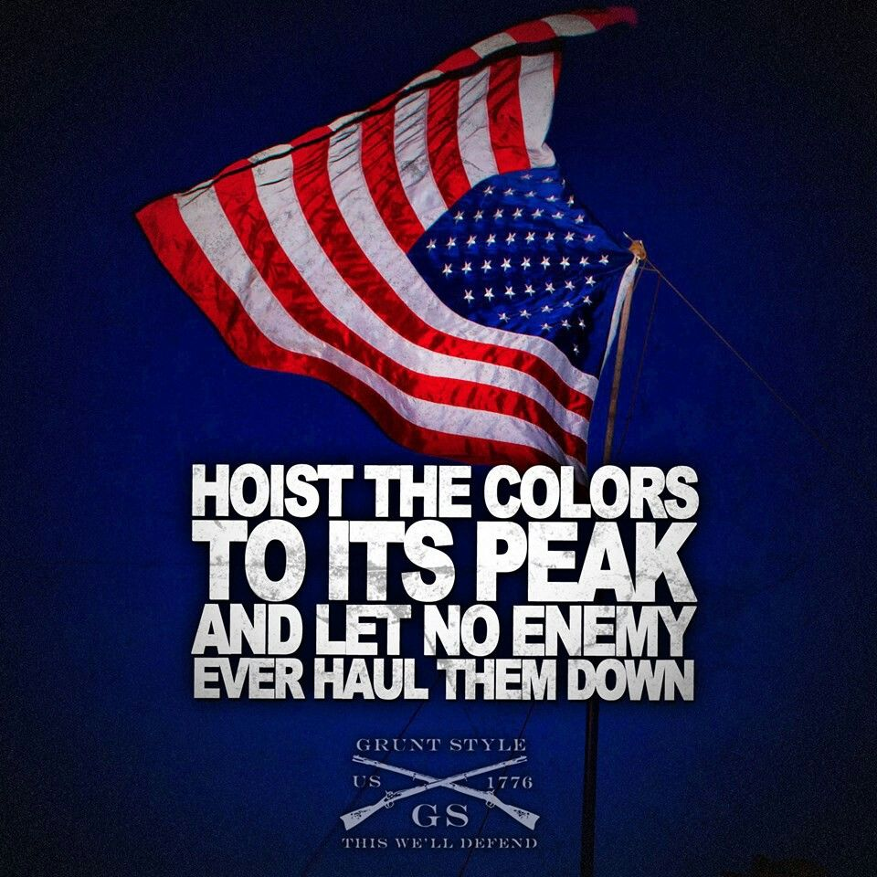 Happy 4th Of July I Love America Summer Quotes Respect The Flag