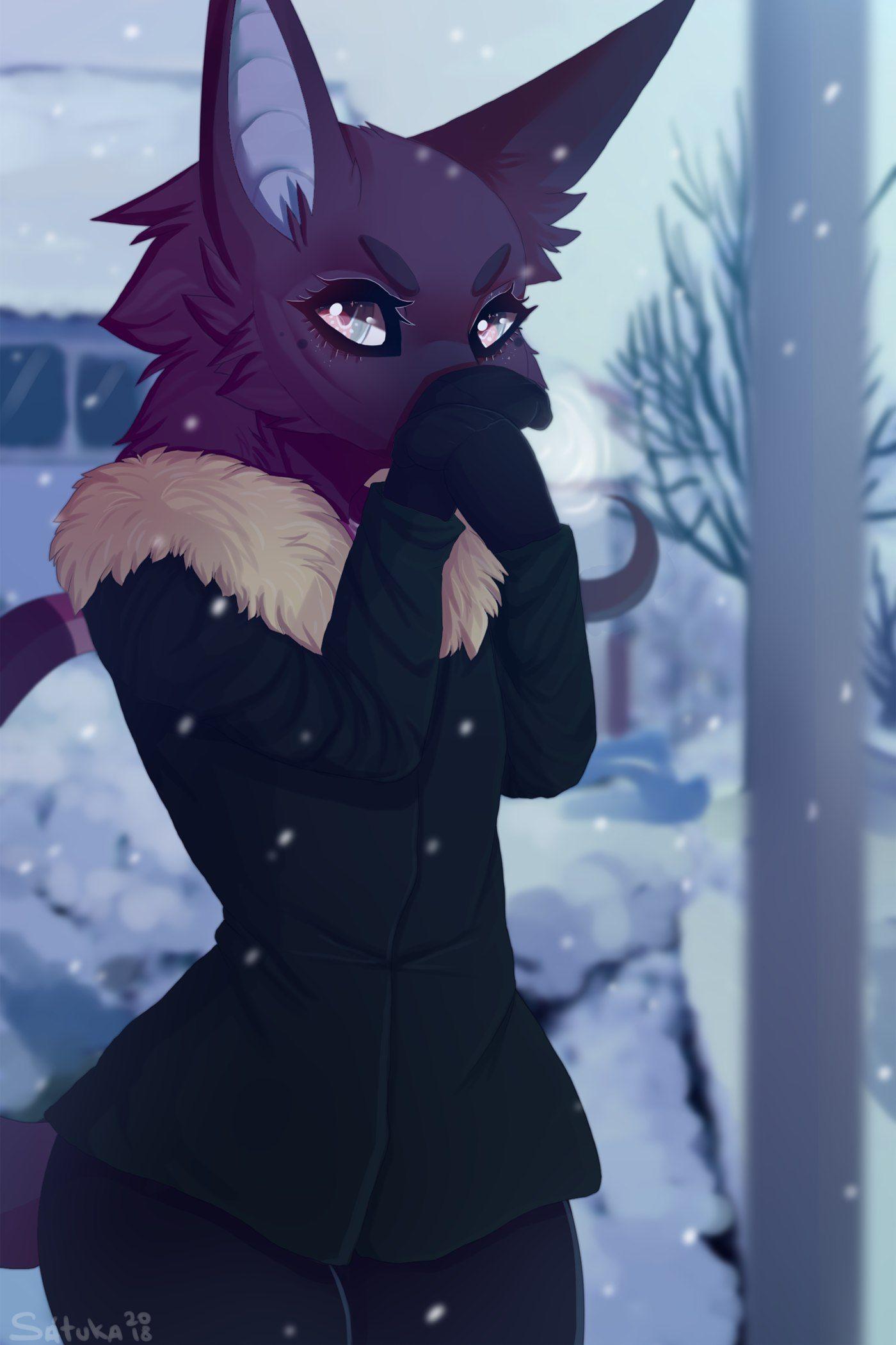 Furry art, Anthro