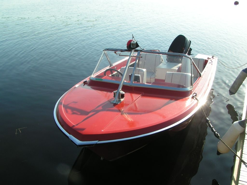 1975 Chrysler Charger 154 Power Boat Factory Photo Ud0153