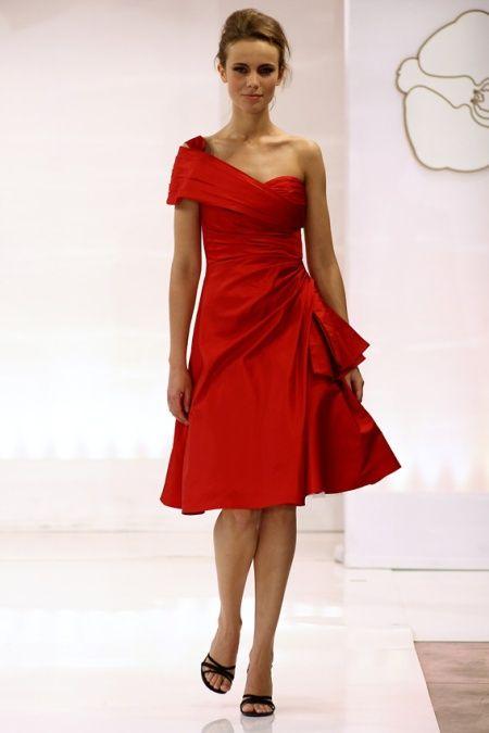 Vestido Rojo Vestidos CymbelinePasión Fiesta De SUzpGqMV