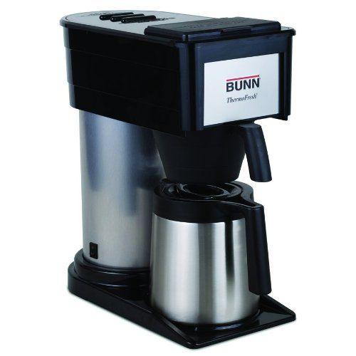 Bunn Coffee Maker Reviews Best Drip Coffee Maker Bunn Coffee Maker Thermal Coffee Maker