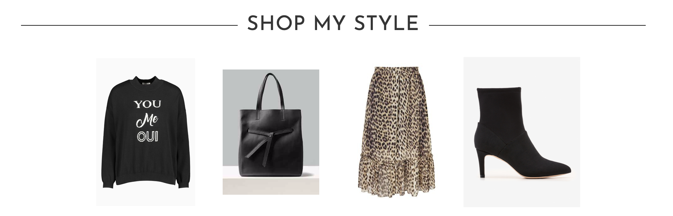 dbe32ebc33c9 How to style & where to shop a statement leopard print frill detail skirt  with a slogan knit & black accessories #ootd #wiw #lotd #over40  #over40fashion ...