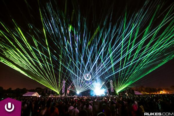 Ultra (taken by Rukes) those lasers ...