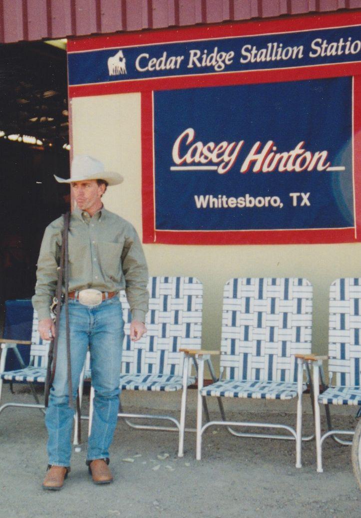 Casey Hinton Casey Whitesboro Bridle Bits