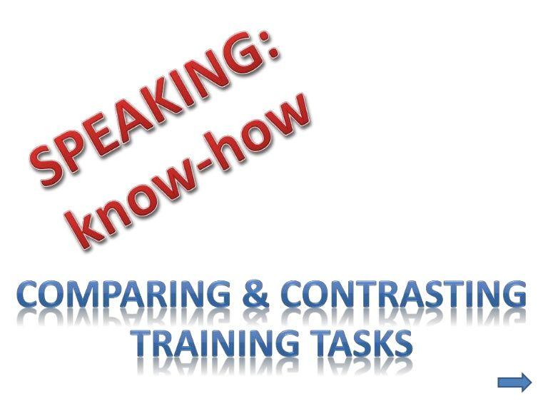 Подготовка к выполнению устной части ЕГЭ по английскому языку. Тренировочные задания для выполнения задания ЕГЭ по английскому (С6 - устная часть). Сравнение ф…