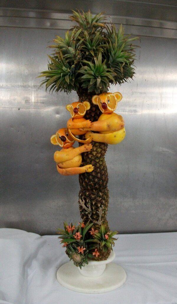 koala dans un arbre manger pinterest ananas arbre ananas et fruits et l gumes. Black Bedroom Furniture Sets. Home Design Ideas