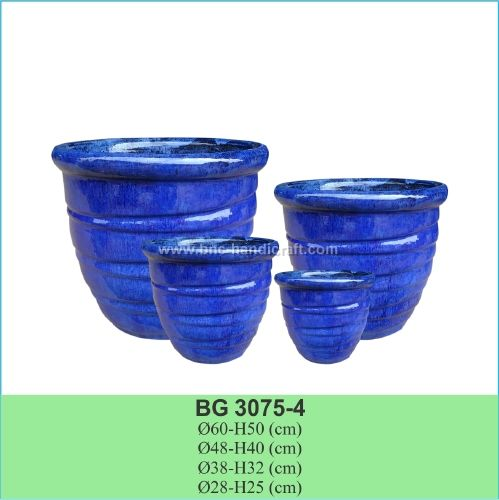 Type Outdoor Ceramic Pots Material Made From Natural Clay Machine Mold Glazed Ceramic Pots And Decorative Items For Home And Garden We Can Make Di