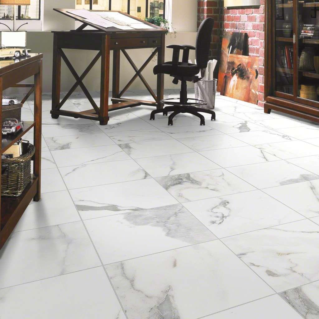24x24 Tile Installation