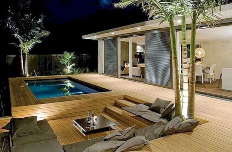 Photo of 30+ Holzdeck Design-Ideen für den Pool – Ideen Pool