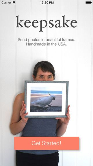keepsake - your photos beautifully framed by Adam Weiss