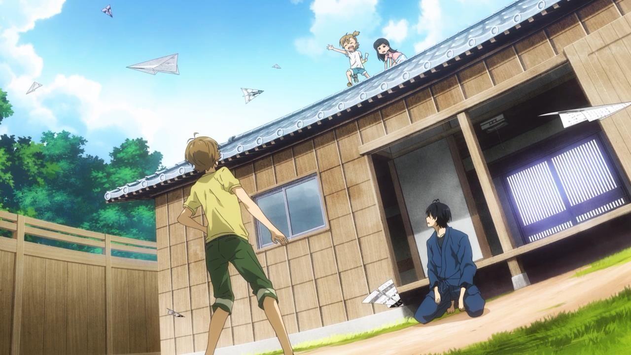 Hangers Summer 2014 Anime, Week Six Barakamon, 2014