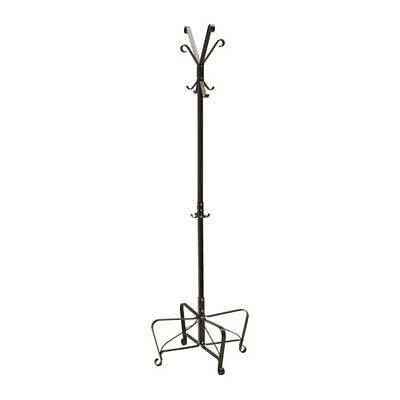 Ikea Hat And Coat Stand Black Rack Insurance Included