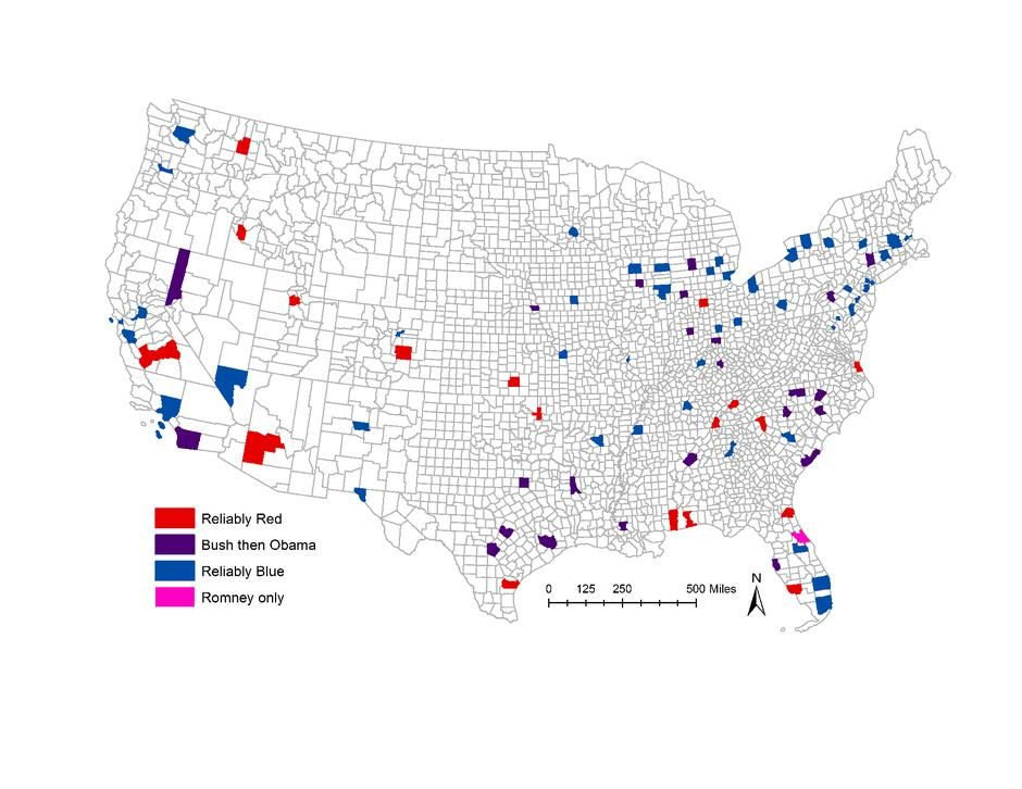 What makes a dense urban county vote Republican? http://trib.al/gX3ptO5