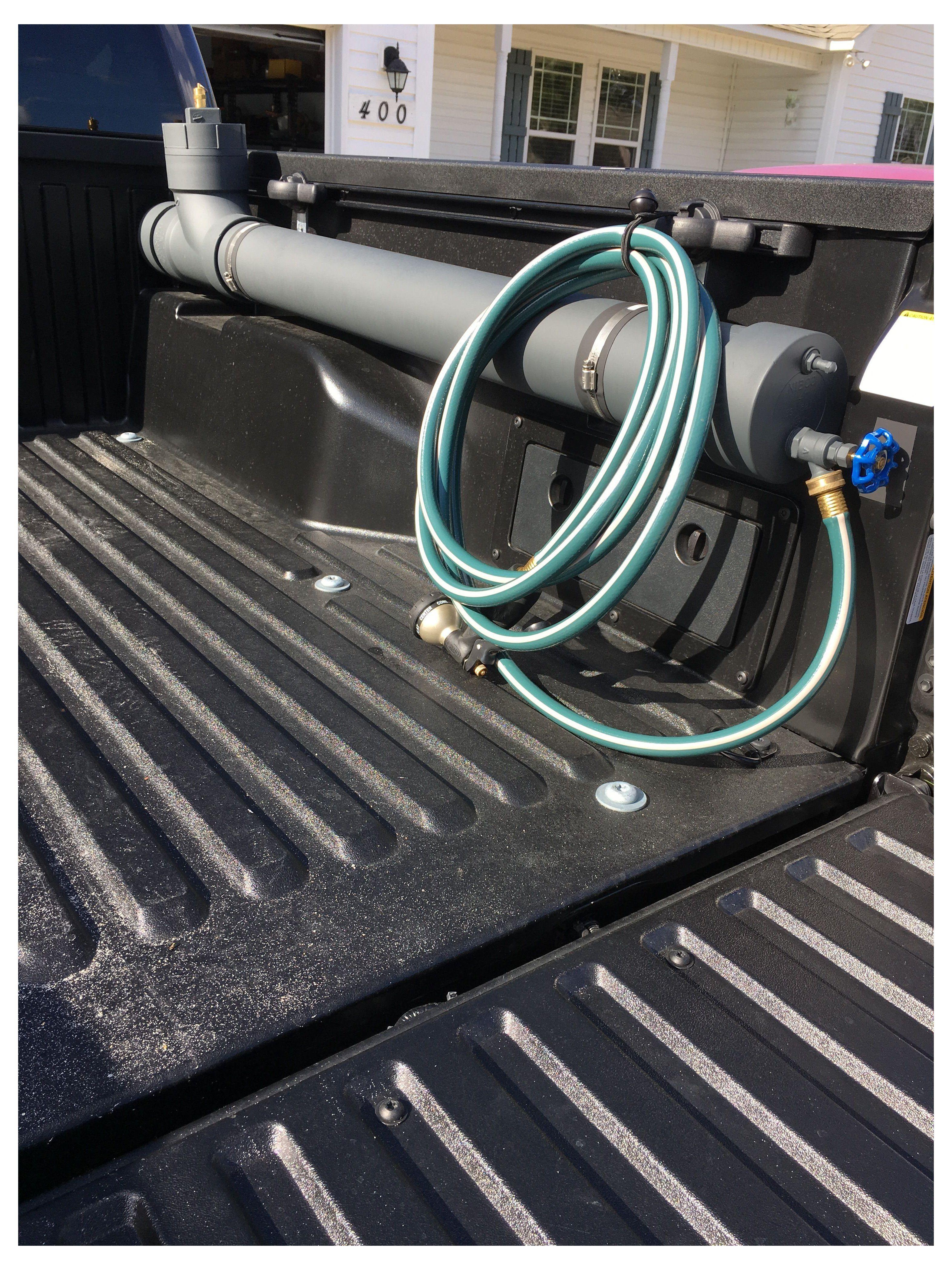 Park Art|My WordPress Blog_Plastic Pickup Truck Water Tanks