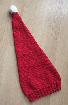 beste Seite niedrigerer Preis mit Tiefstpreis Santas Zipfelmütze | stricken | Mütze stricken kinder ...