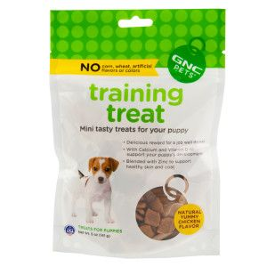 Gnc Pets Puppy Training Treat Treats Petsmart Pets