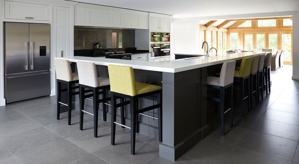 Richard Baker U0027Lansdowneu0027 Kitchen   Designed For Entertaining!