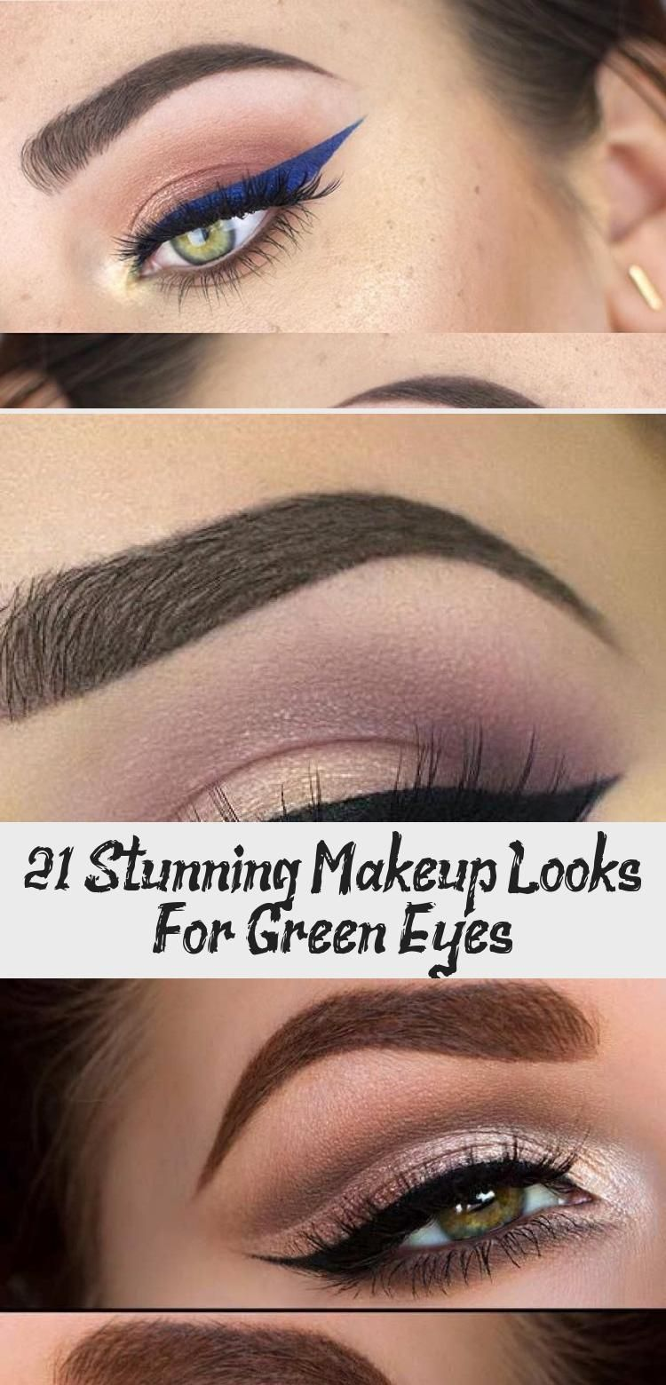 Photo of 21 Stunning Makeup Looks For Green Eyes – Eye Makeup