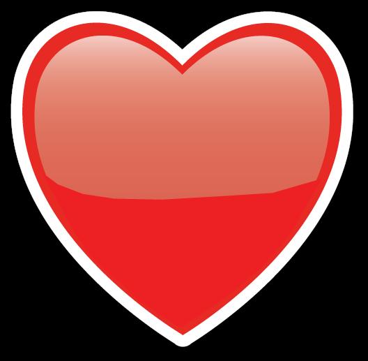 Black Heart Suit Black Heart Icon Set Design Heart Icons