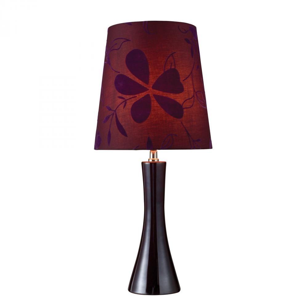 One Light Black Berry Table L&  221Z6 | Annapolis Lighting  sc 1 st  Pinterest & One Light Black Berry Table Lamp : 221Z6 | Annapolis Lighting ...