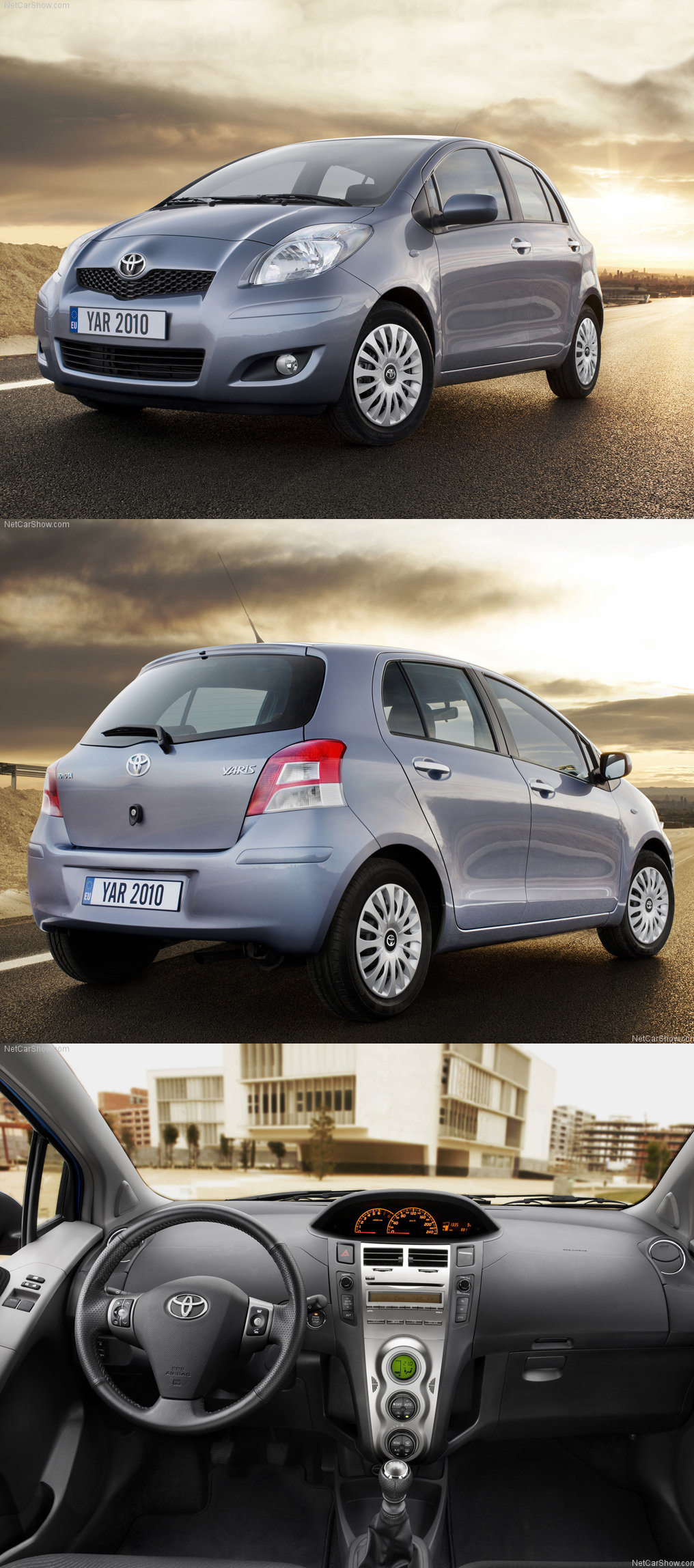 Toyota Yaris 2010 Small Car Love Pinterest Toyota Cars And