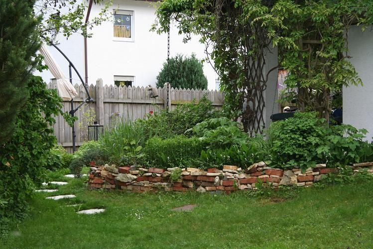 Pin Von Jennifer Pieper Auf Zaun Ziegelsteine Garten Und Haus Und Garten