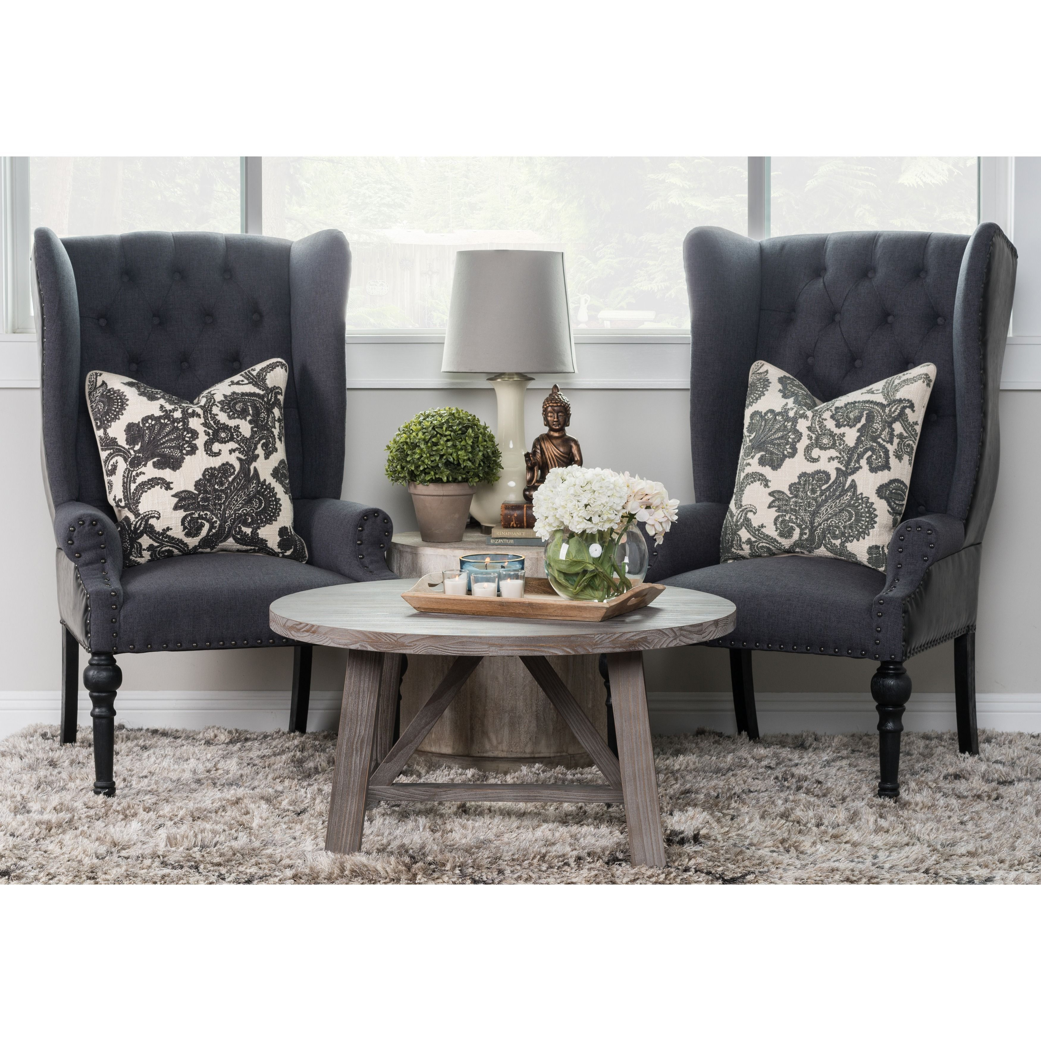 traditional wingback chair baby doll high target this modernizes the classical design allowing kosas home eleanor brings a contemporary update to