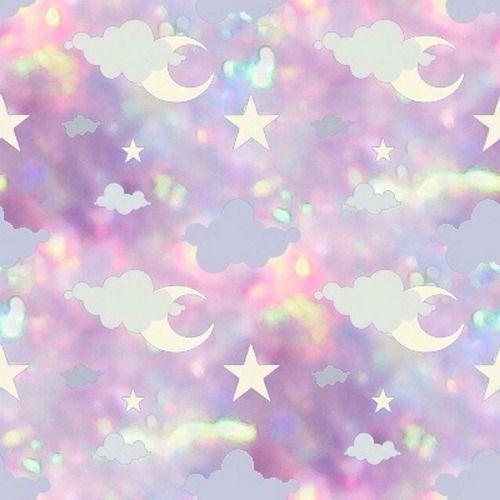 Cosmic Kawaii Pattern Kawaii Wallpaper Wallpaper Backgrounds Cute Wallpapers