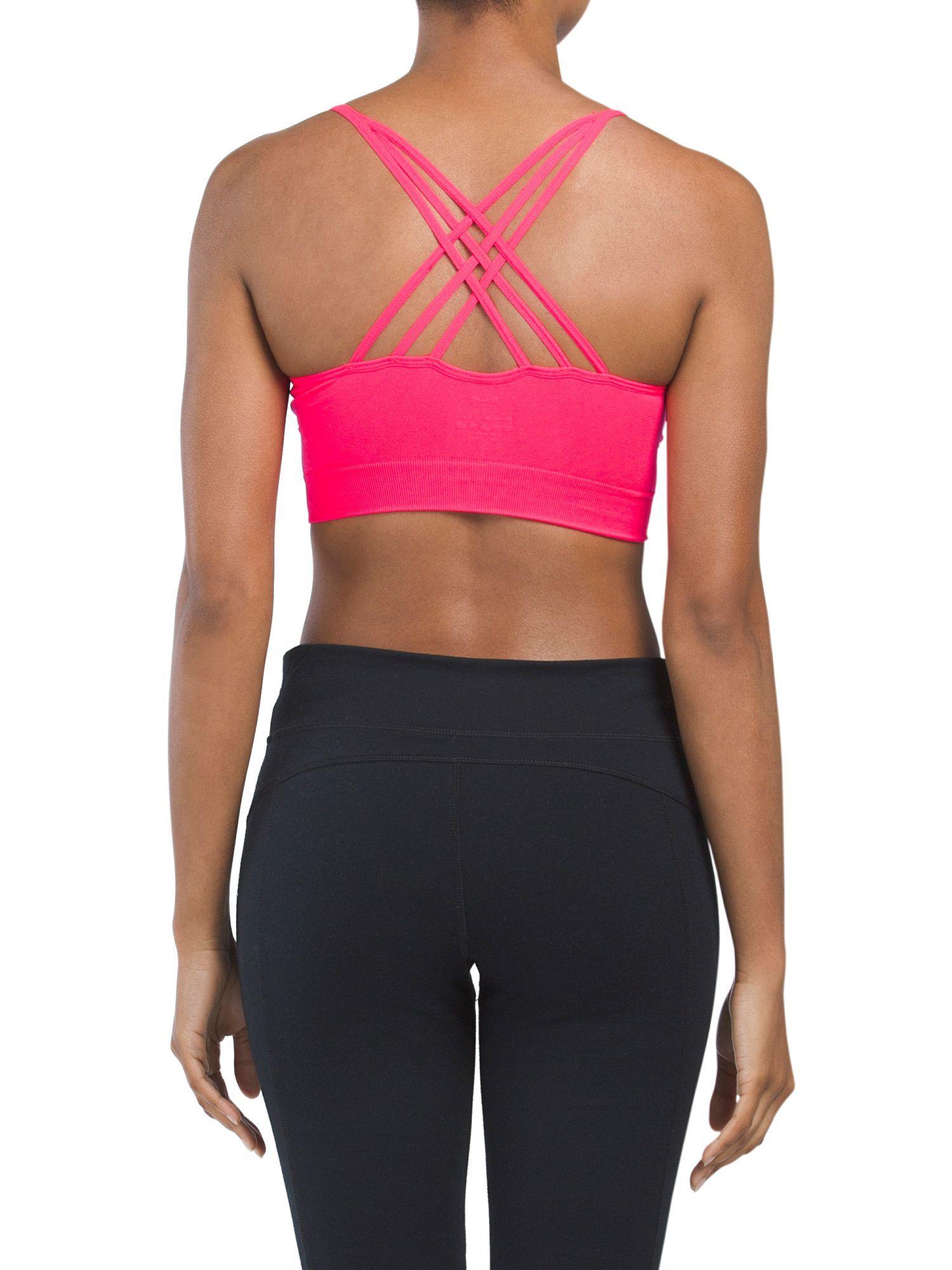Multi Strap Short Bra Bra, Fashion, Fashion design