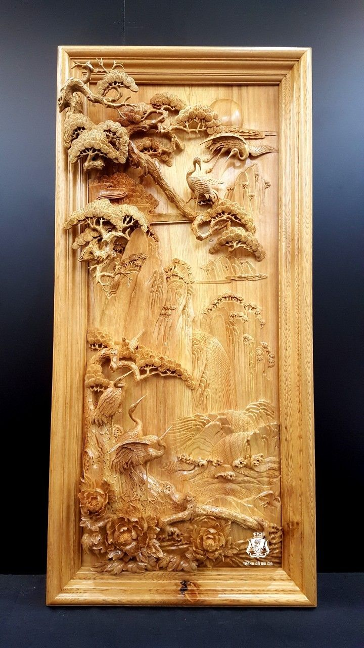 CHINESE HAND CARVED 9 FISH STATUE CAMPHOR WOOD ROUND PLATE WALL SCULPTURE