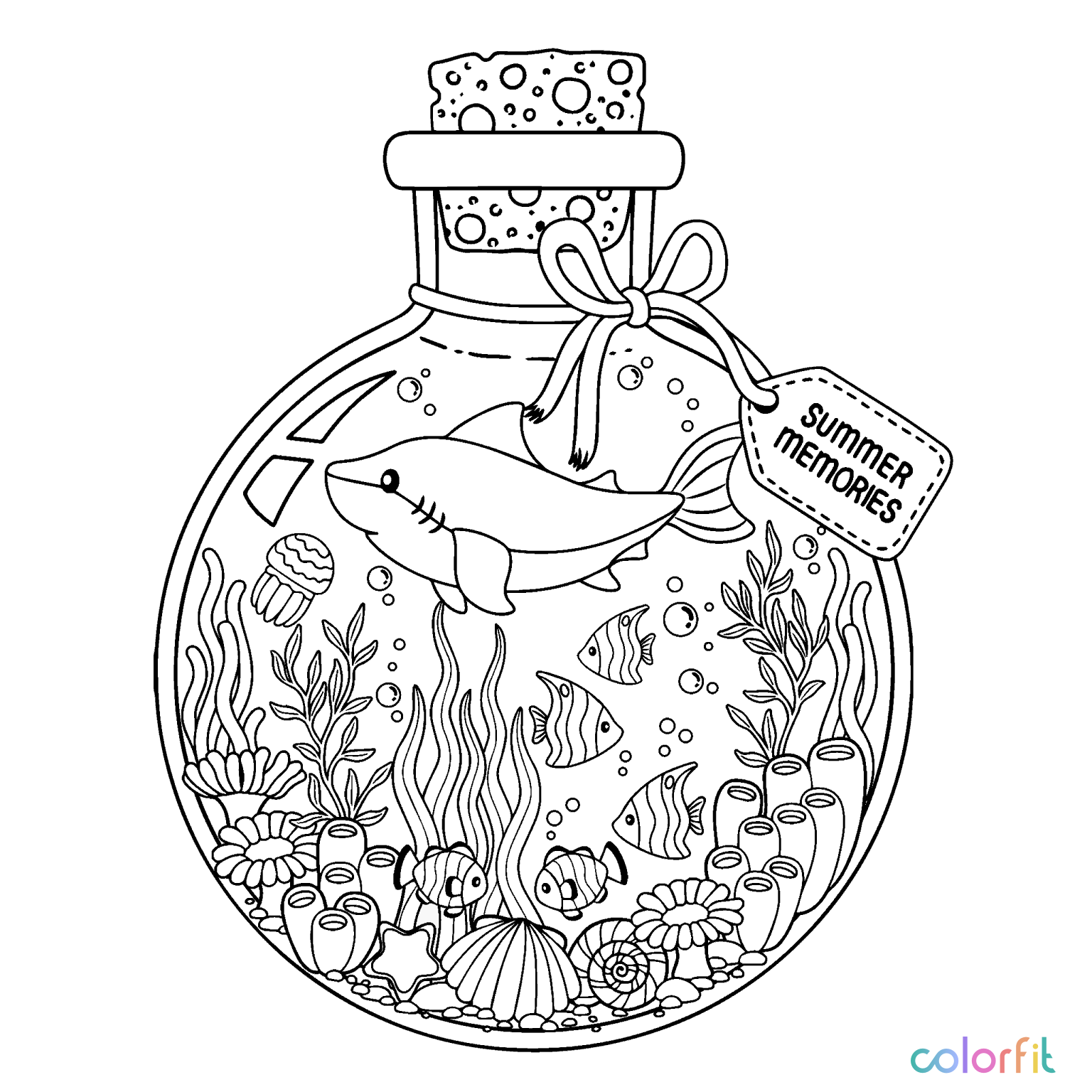So Cute I Always Wanted A Pet Shark Coloring Books Coloring Book Pages Coloring Pages