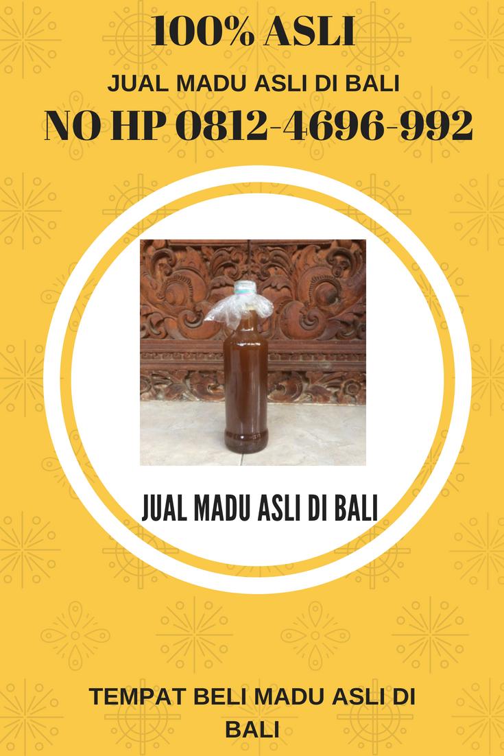 100 Asli No Hp 0812 4696 992 Jual Madu Di Bali Merah Kalimantan