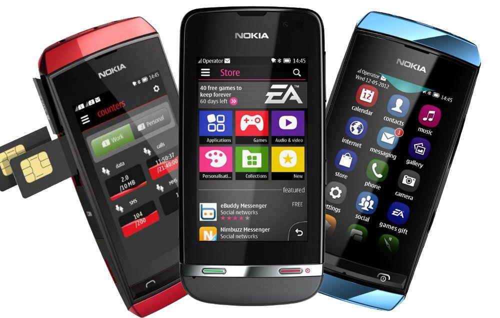 Nokia 305 прошивка скачать бесплатно