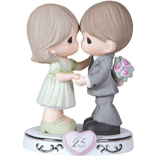25th Wedding Anniversary Gifts For Wife: Precious Moments Anniversary Gifts Through The Years