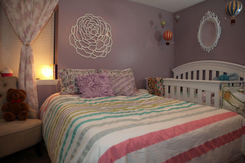 Final product! Hot air balloon nursery, Home decor, Decor